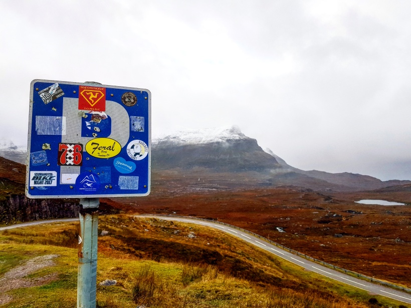 Switchback road in the Highlands - Travel Jobs - 5 Ways To See The World And Earn Money