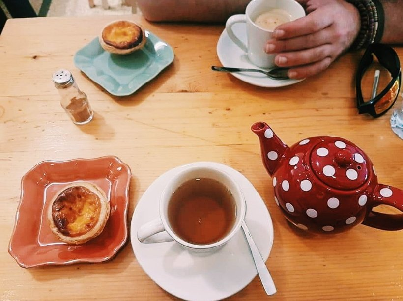 Pastel de Nata and Port Tea in Porto-Hoopla Adventures