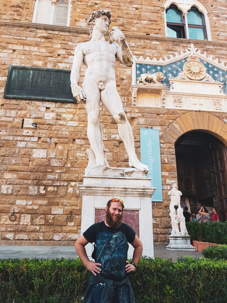 Statue_of_David_Florence_Two_Day_Itinarary_Hoopla_Adventures_2019